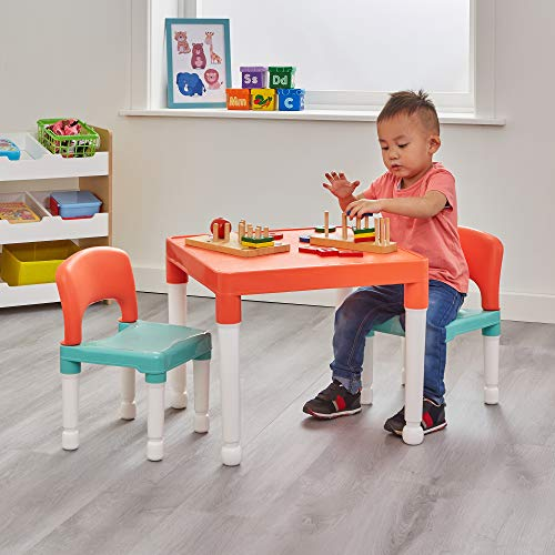 Liberty House Toys Kids Table and Chairs Set