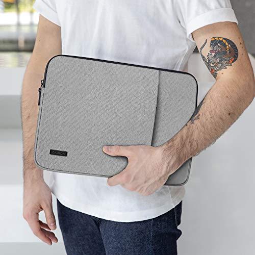 CAISON Laptop-Hülle für Microsoft Surface Pro 7/12,3 Zoll / 31,2 cm (11,6 - 12,3 Zoll) Google Pixel Slate / Lenovo IdeaPad S130 Yoga 330 / ASUS Chromebook C223 E203MA / Acer Spin 11
