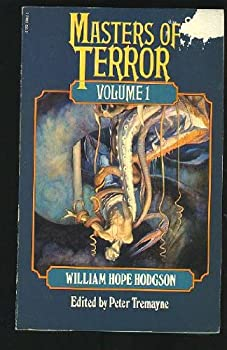Masters of Terror Volume 1: William Hope Hodgson 0552106623 Book Cover