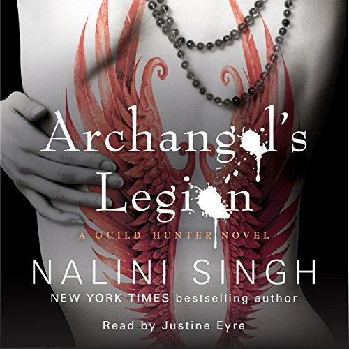 Couverture de Archangel's Legion