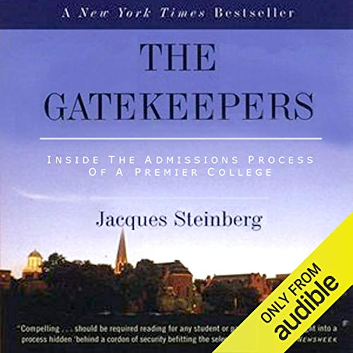 The Gatekeepers audiobook cover art