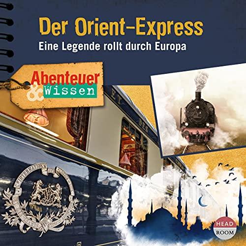 Der Orient-Express cover art