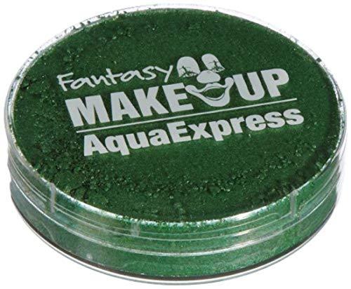 KREUL 37021 Fantasy Aqua Make Up Express Perlglanz, grün, 15 g