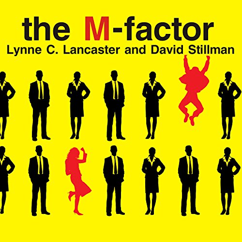 The M-Factor audiobook cover art