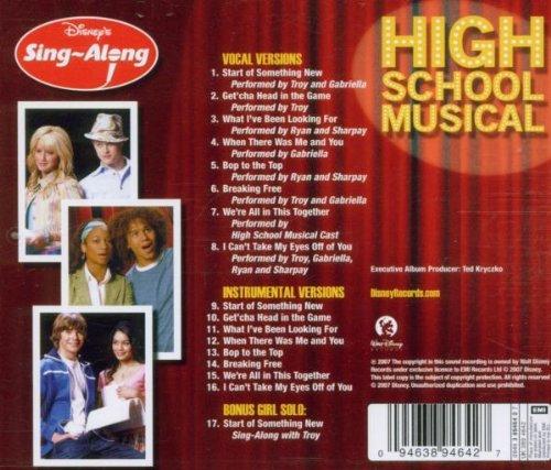 High School Musical Sing-A-Long