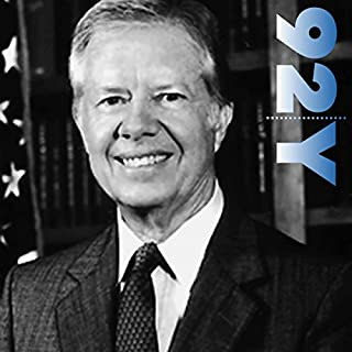 Jimmy Carter at the 92nd Street Y cover art