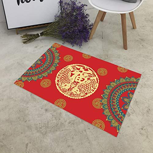 Source Hochzeit rote Teetabelle 200 * 300,Waschbar Hochstuhl Bodenmatte Baby rutschfeste Wasserdicht Tischdecke Tuch Cartoon Bodenschutz Kissen für Zuhause