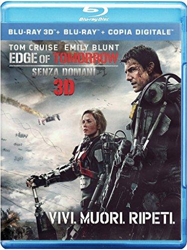 Edge Of Tomorrow - Senza Domani (Blu-Ray 3D, Blu-Ray, Copia Digitale);Edge Of Tomorrow