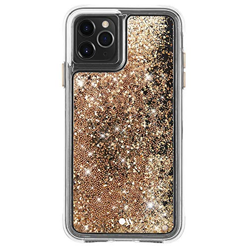 Case-Mate iPhone 11 Pro Max Waterfall Gold Case