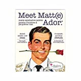 (3 Pack) theBALM Meet Matt(e) Ador Matte Eyeshadow Palette