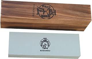 Handmade Sword - Masahiro Double Side Whetstone, Rough /400, Medium /1000, Swords Blade Sharpening Stone