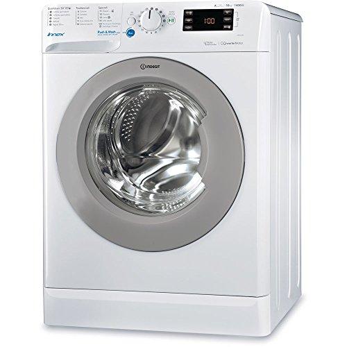 Indesit BWE 101484X WSSS IT Libera installazione Carica frontale 10kg 1400Giri min A+++ Bianco lavatrice