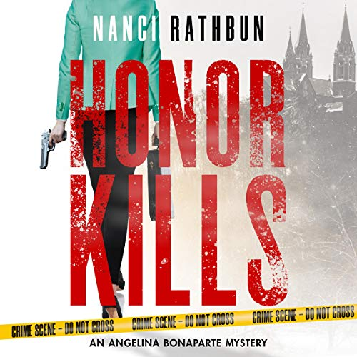 Couverture de Honor Kills