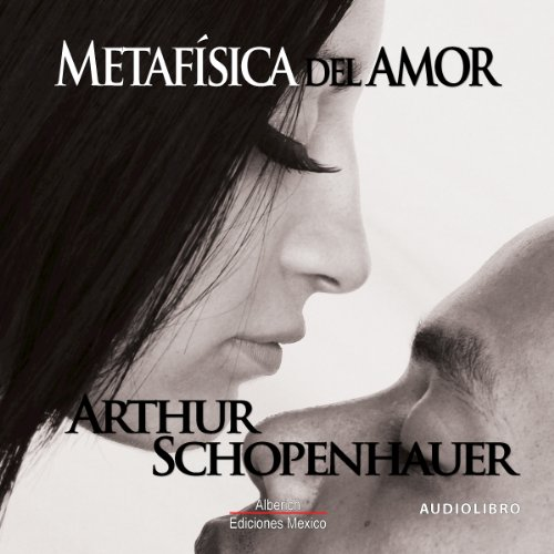 Metafisica del amor [Metaphysics of Love] audiobook cover art