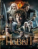 The Hobbit 2022 Calendar: Official TV series & movie films calendar 2022. Calendar planner 2022-2023. Calendar Mini Planner for Classroom, Home, Office