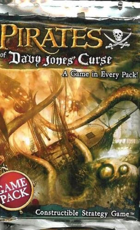 punto de venta barato Wizkids Juegos 61201 Piratas la Maldición Maldición Maldición Davy Jones, 18Packs  Entrega directa y rápida de fábrica