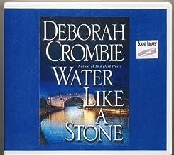Water Like a Stone by Deborah Crombie Unabridged CD Audiobook