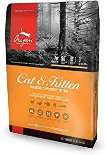 【国内正規品】新オリジン キャットフード CAT&Kitten 5.4kg おやつ付き