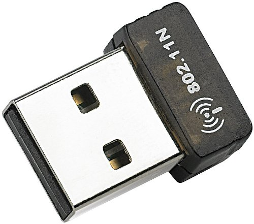 7links Mini-USB-WLAN-Stick: Micro-WLAN-Stick WS-150.XXS mit Hotspot 150 Mbit & ftp-Server (USB-WiFi-Stick)