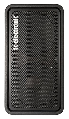 TC Electronic RS 212 Bass Cabinet with 2x12 Woofers Plus 1 Tweeter Rated 400W at 8 Ohms