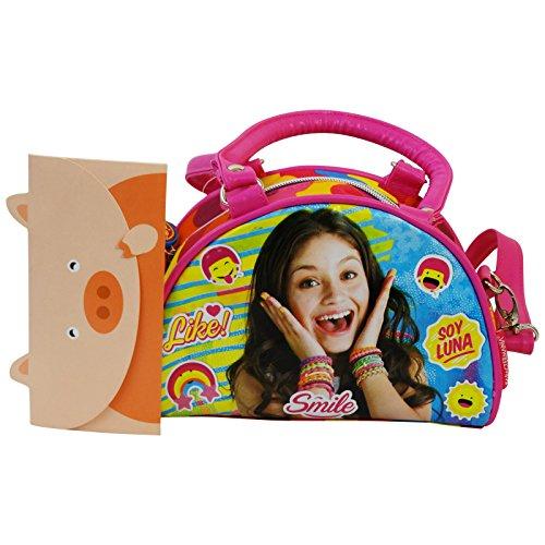 Disney Soy Luna Likes Bolso Bowling Infantil Bolera