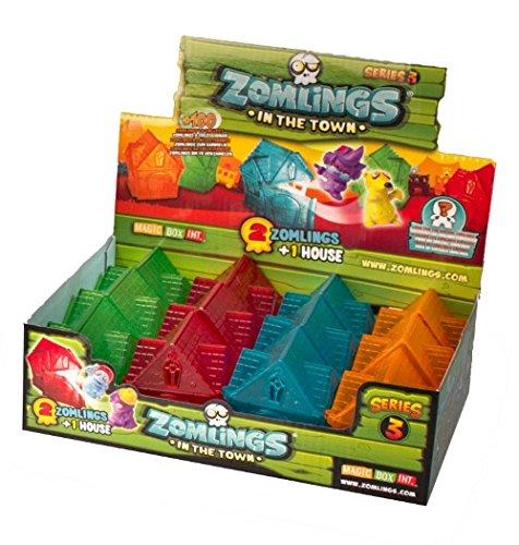 ZOMLINGS Serie 3 - Juego: Amazon.es: Juguetes y juegos