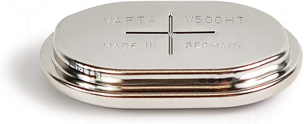 Varta Button Limited price Cell Battery V500HT - 510mAh store OEM NI 7545907750 1.2V