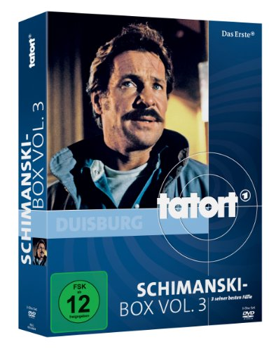 Tatort - Schimanski-Box, Vol. 3 (3 DVDs)