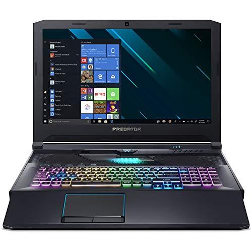 Acer Predator Helios 700 17.3' Laptop Intel i7-9750H 2.6GHz 16GB 512GB SSD W10H (Renewed)