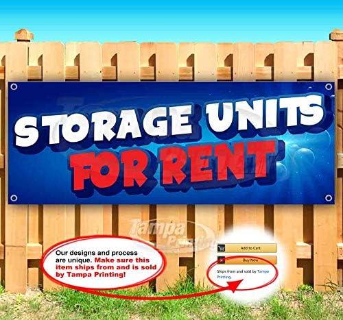 Sale Storage Units for Rent 13 Sale oz Heavy-Duty Non-Fabric Vi Banner