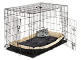 Alphapet® Heavy Duty Pet Dog Cage INCLUDING FITTED FLEECE BED AND BLANKET Puppy