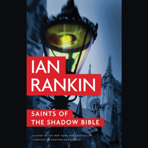 Saints of the Shadow Bible audiobook cover art