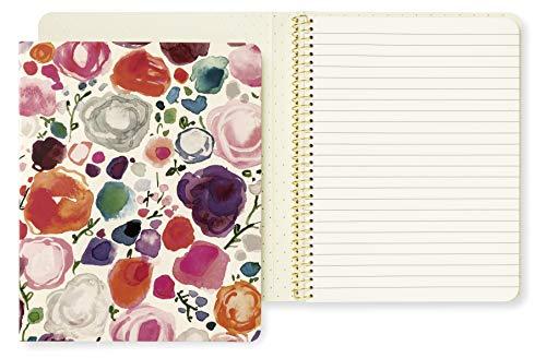 Kate Spade New York Concealed Spiral Notebook (Floral)