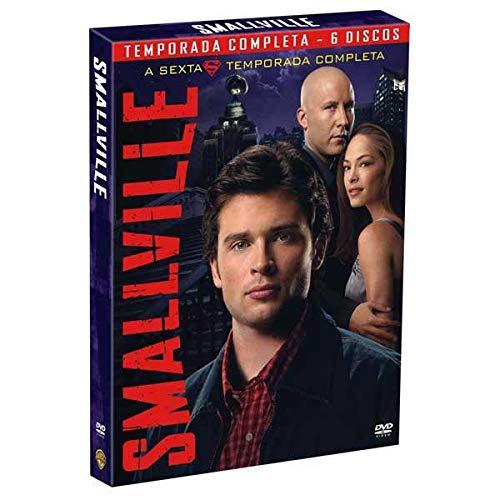 SMALLVILLE - 6 TEMPORADA-BOX (DVD)