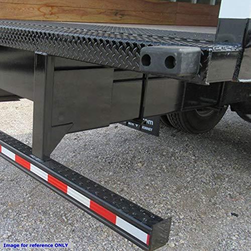 Rectangular Rubber Dock Bumper 12H x 20W x 6-26W586