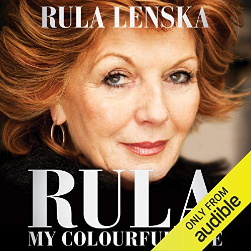 Rula: My Colourful Life audiobook cover art