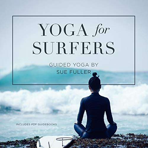 Yoga for Surfers audiobook cover art