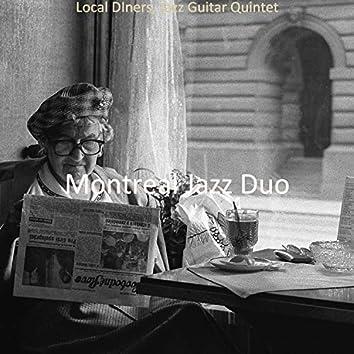 Local DIners, Jazz Guitar Quintet