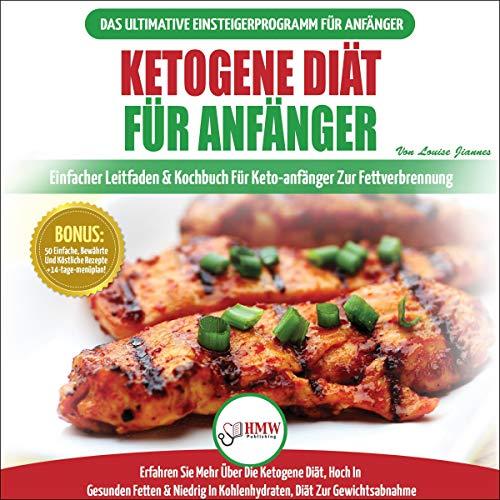 Ketogene Diät Für Anfänger [Ketogenic Diet for Beginners] cover art