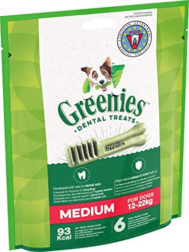 GREENIES leccornie per la cura quotidiana dei denti del cane