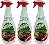 Well Done St. Moritz By Joycie Oil & Grease Remover Cold Action Kosher For Passover 27 Oz. Pack of 3. (Pack of 3)