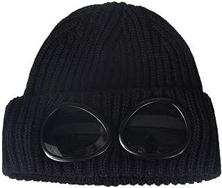 CP Company Luxury Fashion Mens 07CMA213A005509A888 Blue Hat | Fall Winter 19