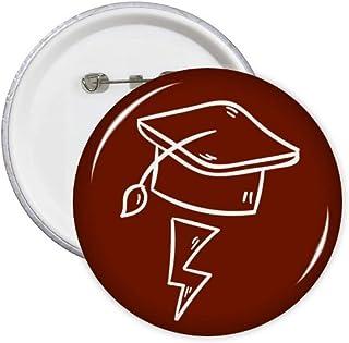 Doctor Hat Inspiration Art Déco Cadeau Mode Pin's Badge Badge Emblème Accessoire Décoration 5pcs