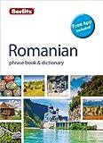 Berlitz Phrase Book & Dictionary Romanian(Bilingual dictionary) (Berlitz Phrasebooks)