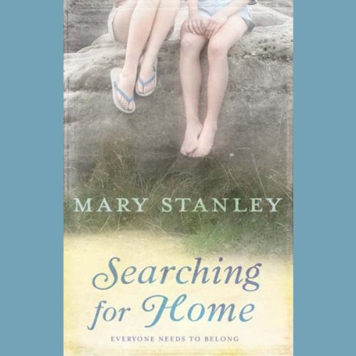 Searching for Home audiobook cover art