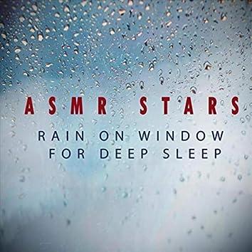 Rain on Window for Deep Sleep