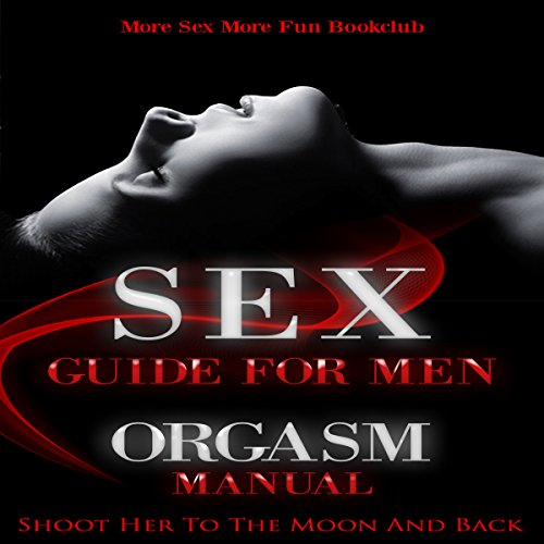 『Sex Guide for Men: Orgasm Manual』のカバーアート