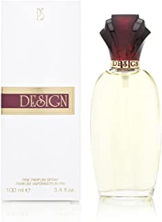 Paul Sebastian Design by for Women Fine Parfum Spray, 3.4-Ounce