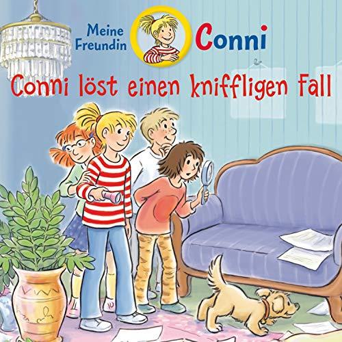 Conni löst einen kniffligen Fall Titelbild