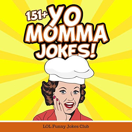 151+ Yo Momma Jokes audiobook cover art